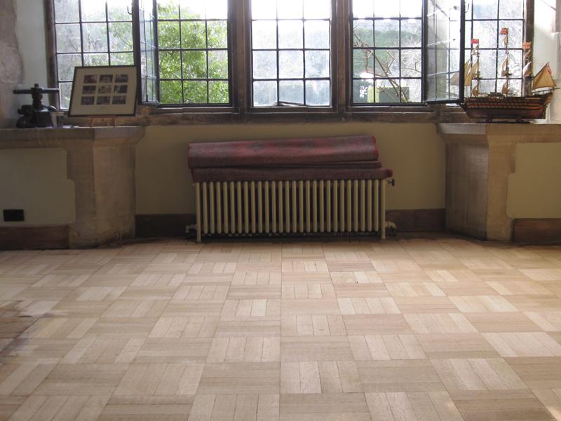 Amberley castle for Floor sanding courses